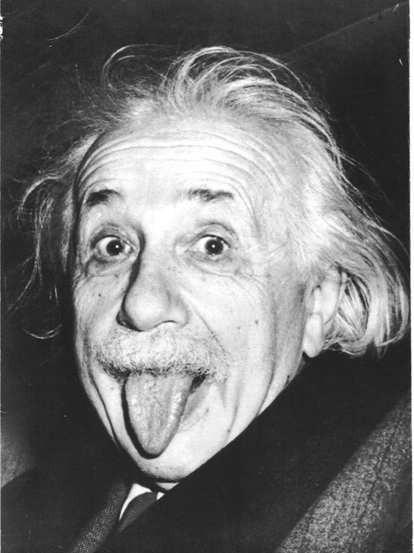 Кто самый известный человек в мире. Альберт Эйнштейн