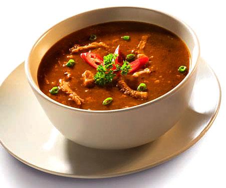 суп из требухи