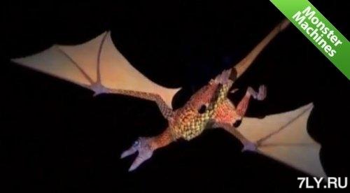 Машины-монстры Disney World запускает в небо огромного летающего огнедышащего механического дракона