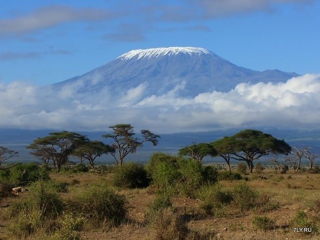 2. Mount Kilimanjaro 1