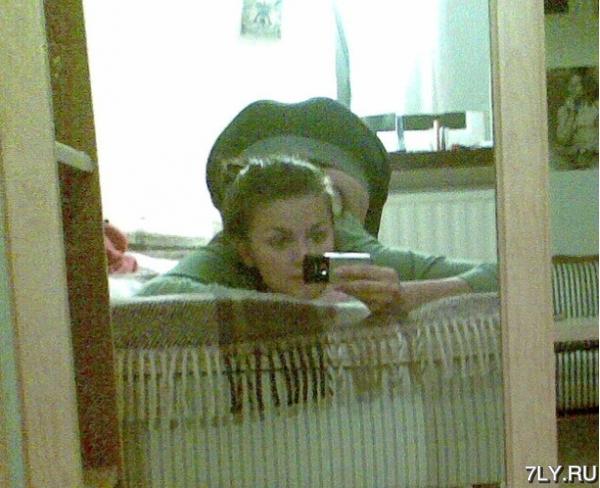 Самострел в зеркале