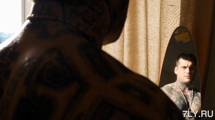 Пугающие модификиции тела польского рэппера