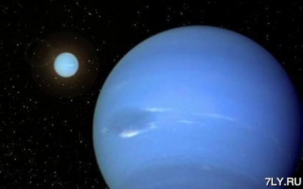 Близнец Нептуна – самая таинственная планета на краю Солнечной системы