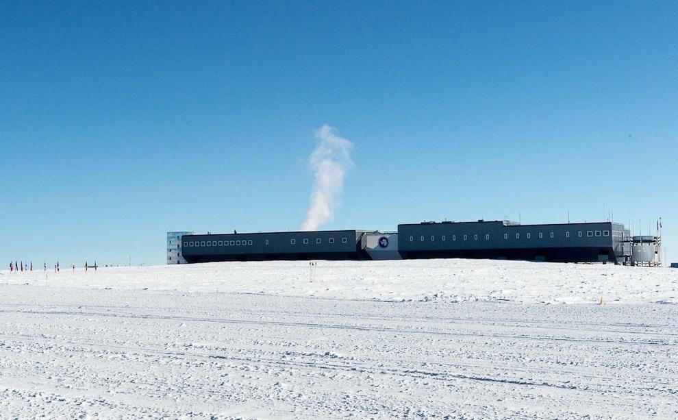 Путешествие на Южный полюс