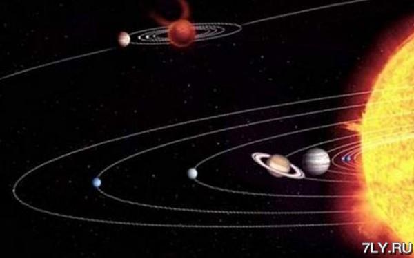 Существование Планеты Х