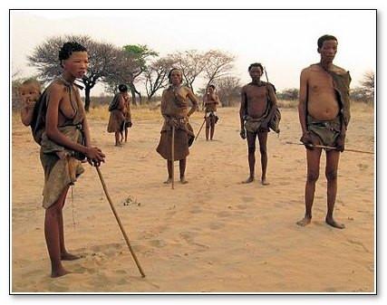 койсанские народы