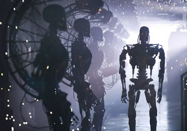 Причины, почему роботов нужно бояться