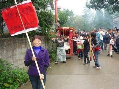 В Китае устраивают свадьбы мертвецов