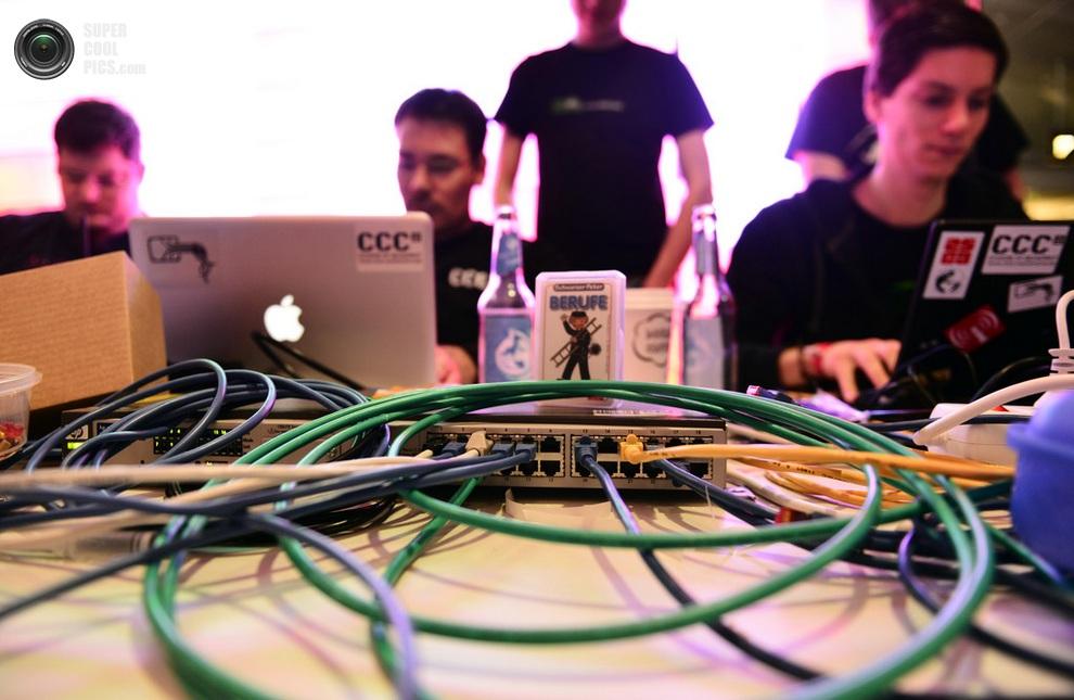 Всемирный конгресс хакеров