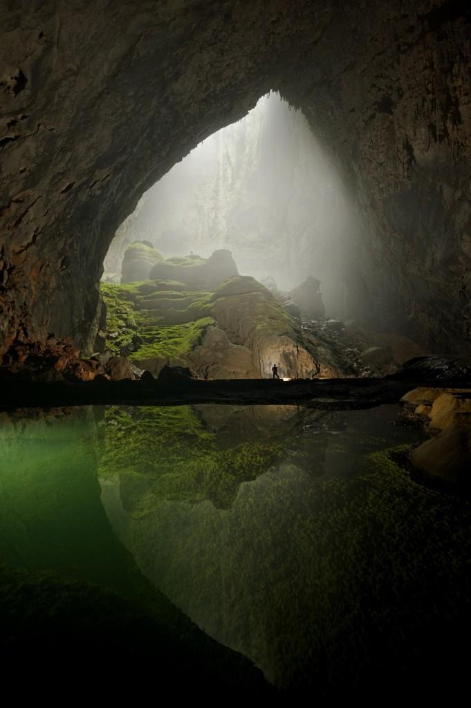 Самая большая мировая пещера