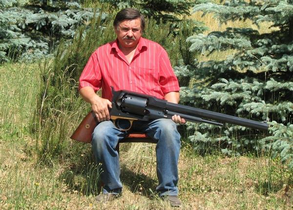 Самый мощный револьвер мира