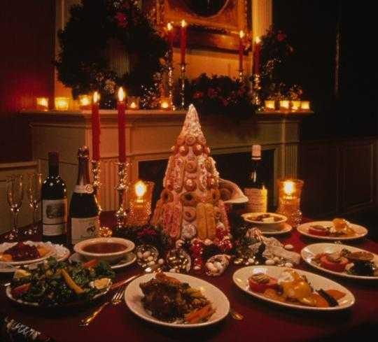 Ночь перед Рождеством: как правильно ее провести