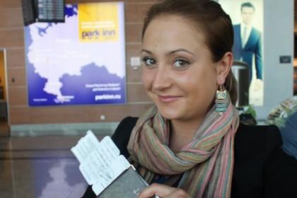 Стюардесса уволена из «Аэрофлота» за фотографию