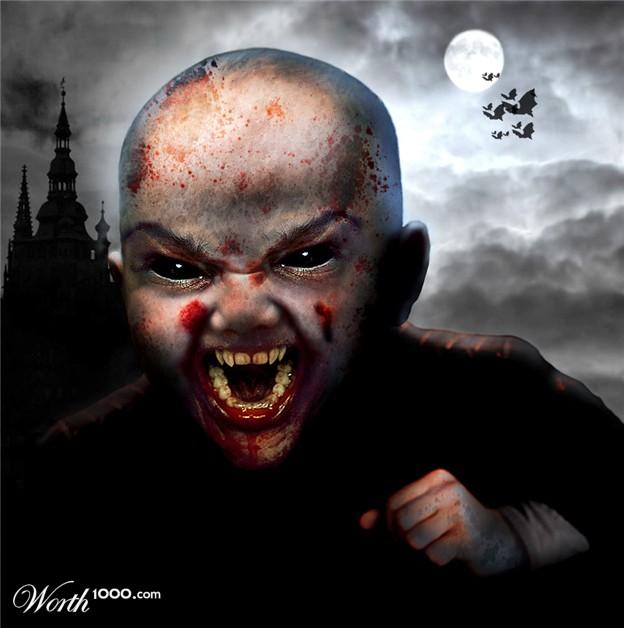 Vamp baby