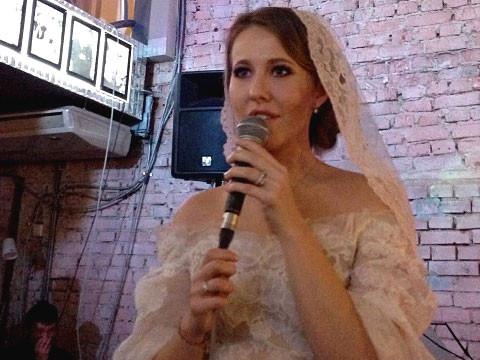 Вечная невеста Собчак стала женой