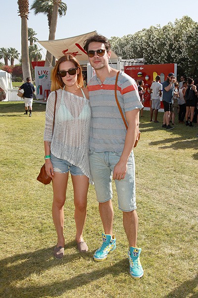 LACOSTE L!VE 4th Annual Desert Pool Party - Day 2