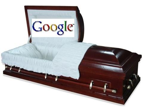 Google-coffin