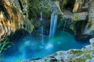 Национальный парк Триглав, Словения.