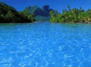 Остров Муреа (или Моореа), Французская Полинезия.