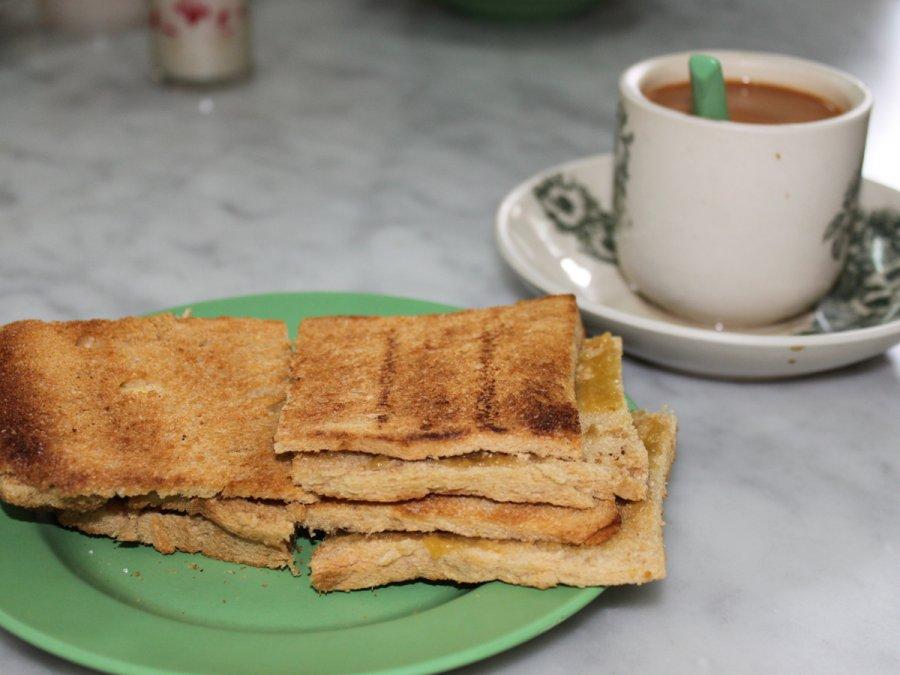 Кайа тост