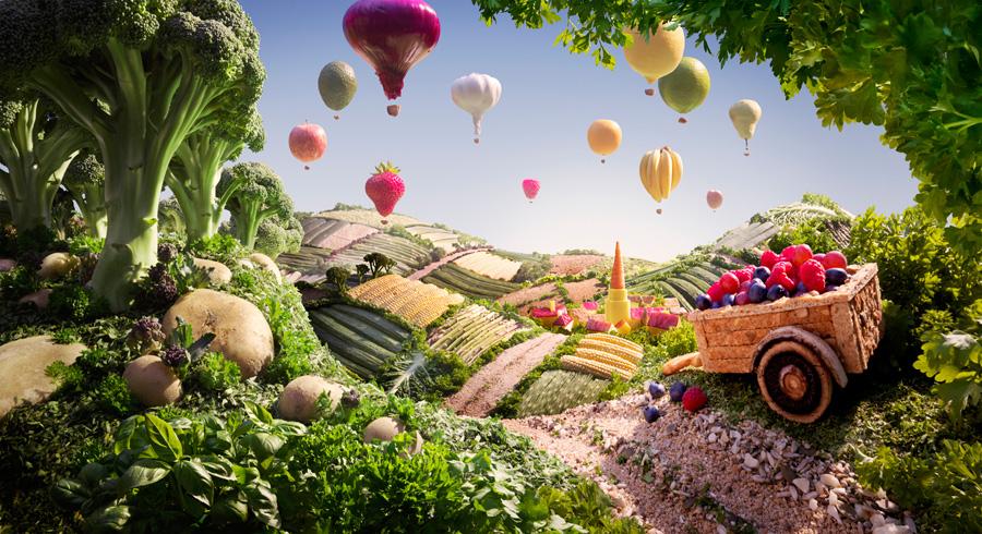 Cart-Balloons