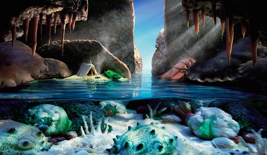 Crab-Cave