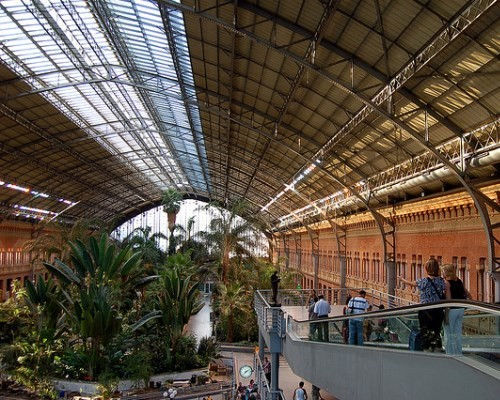 madrid-atocha-station