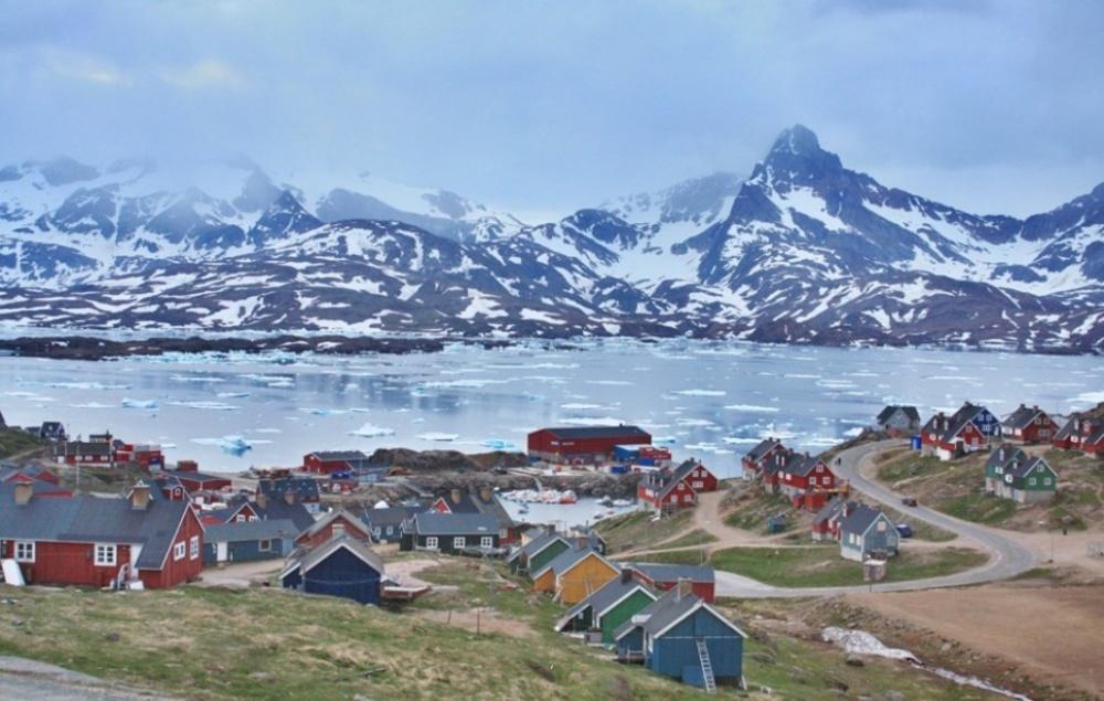 Иллоккортоормиут, Гренландия