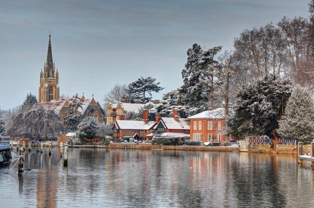 Марлоу, Англия