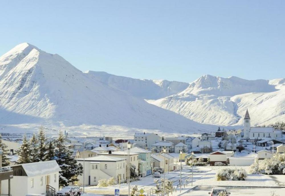 Сиглюфьордюр, Исландия