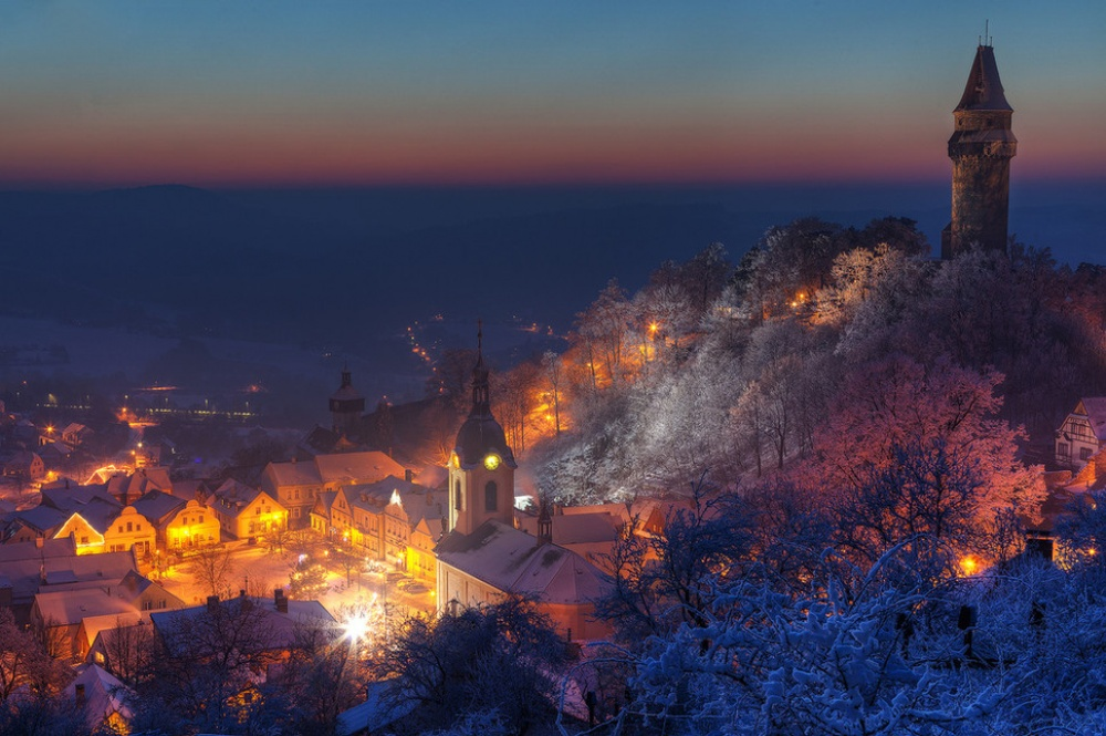 Штрамберк, Чехия