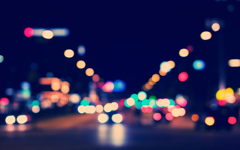 city-night-street-lights