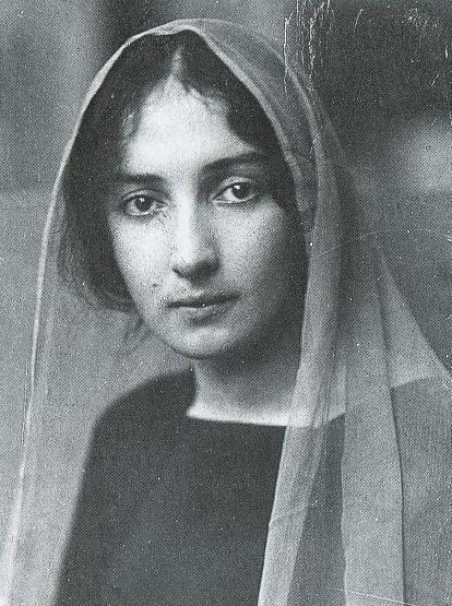 Белла Шагал