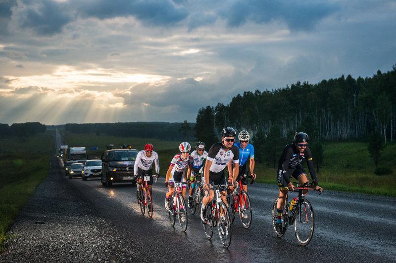7th stage Novosibirsk-Krasnoyarsk