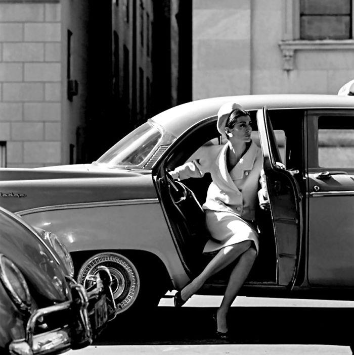 Carmen Dell'orefice, New York (1958)