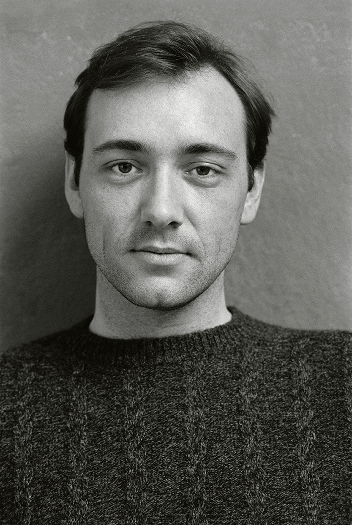 Kevin Spacey (1980s)