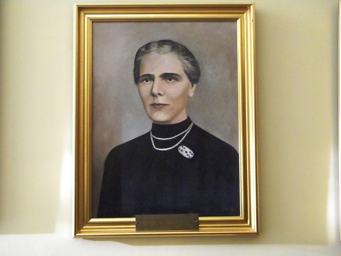 11 Eliza Leonida Zamfirescu First Woman Engineer