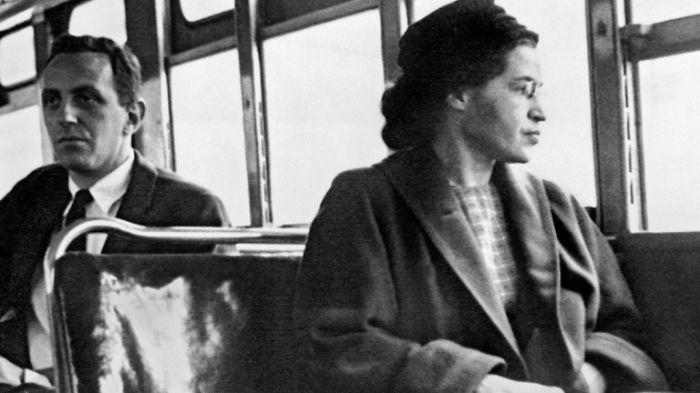 12 Rosa Louise Mccauley Parks Civil Rights Activist