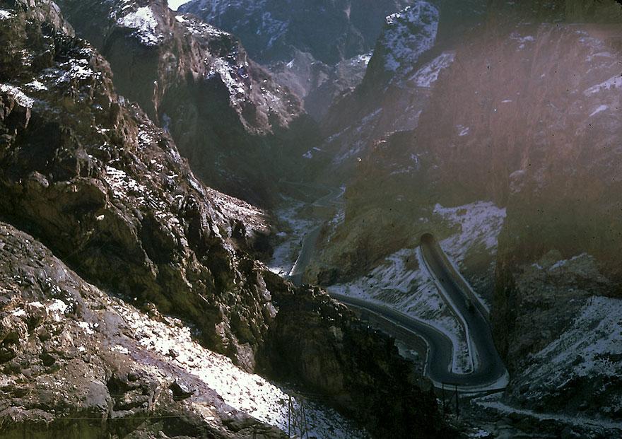 14 Kabul Gorge