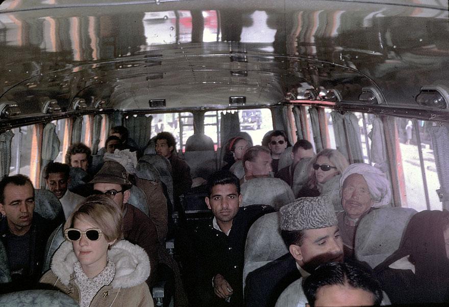 15 Bus Trip