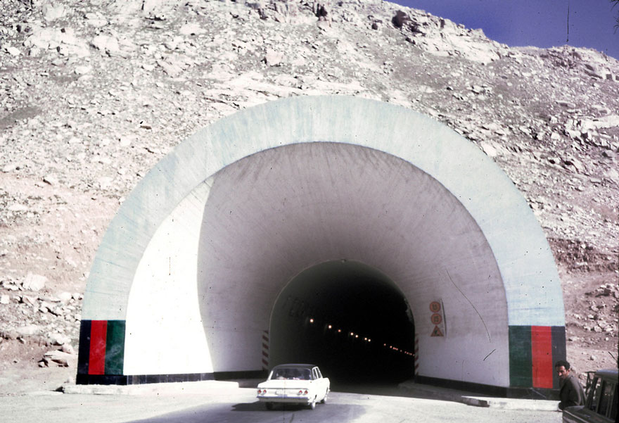 16 Salang Pass Tunnel