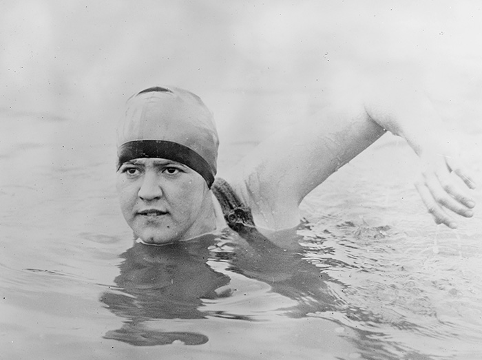 33 Gertrude Caroline Ederle First Swim English Channel 1926