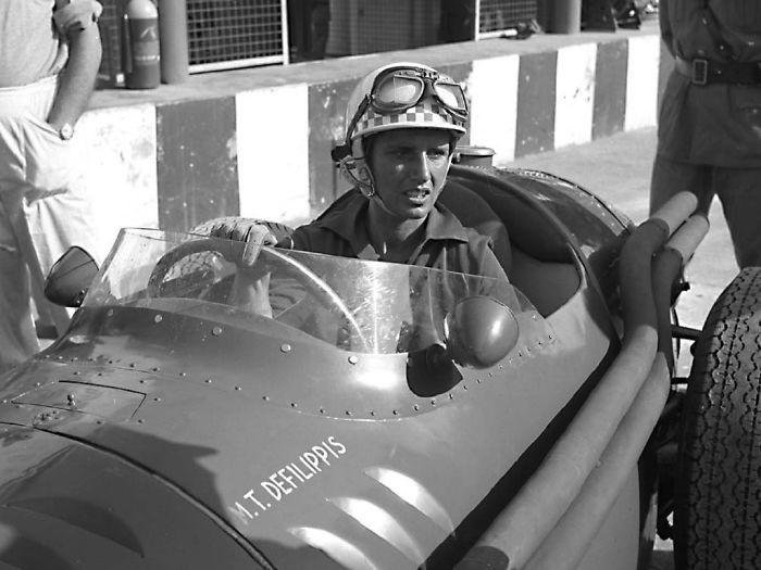 35 Maria Teresa De Filippis First F1 1958