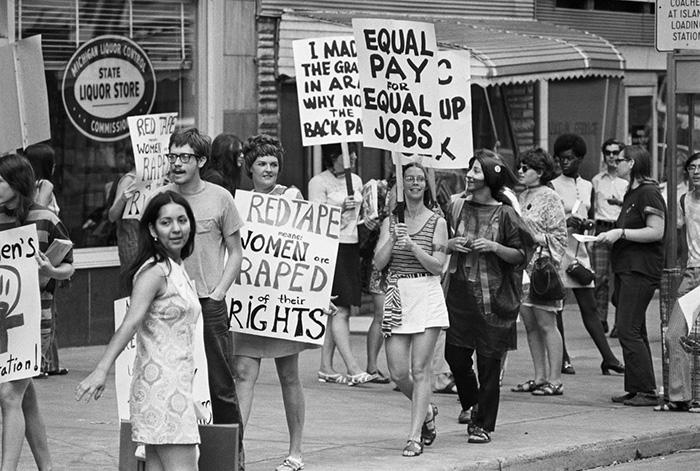 37 March For Equal Pay 1970