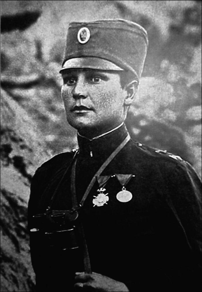 44 Milunka Savić Serbian War Heroine Most-decorated Female