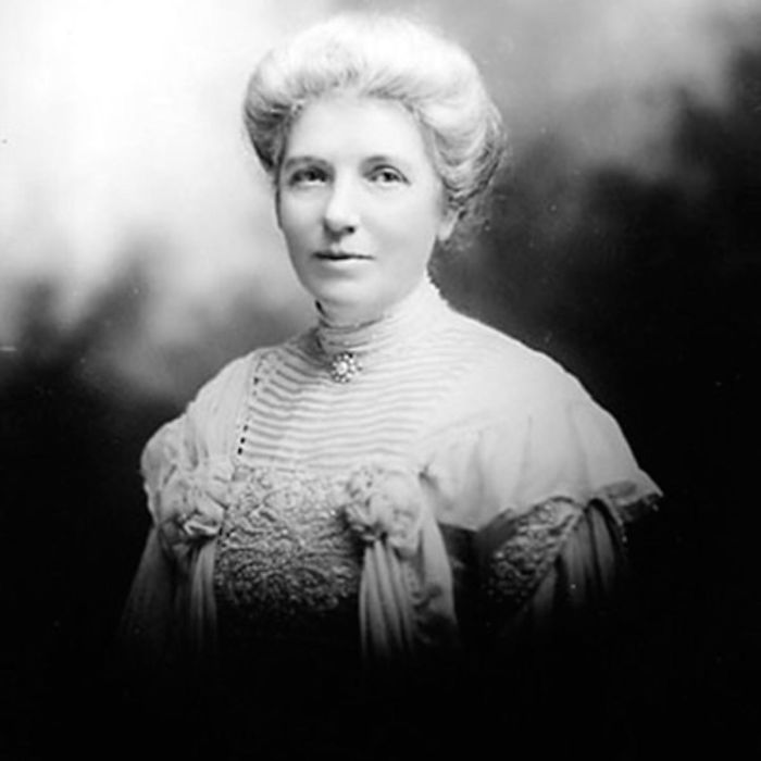 47 Kate Sheppard Leader Suffrage New Zealand 1 Country Give Women Vote