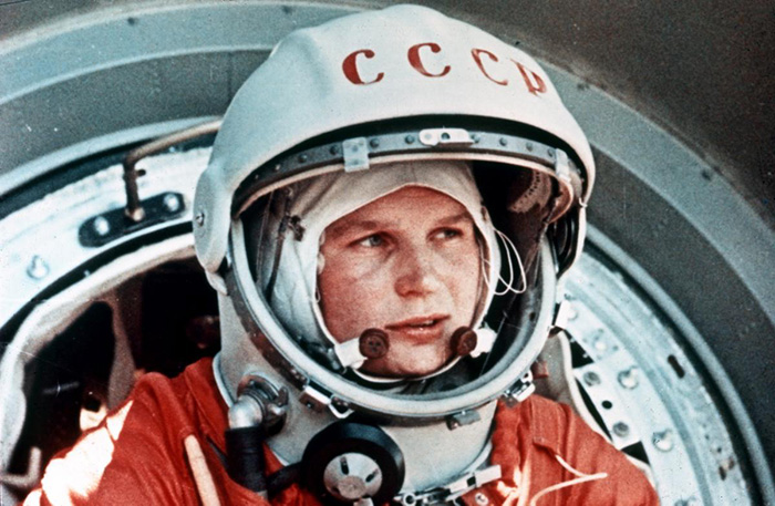 6 Tereshkova First Woman In Space Vostok 6 1963