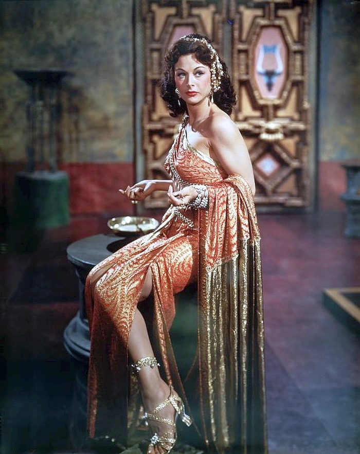 73 Hedy Lamarr Inventor cell phones Actress