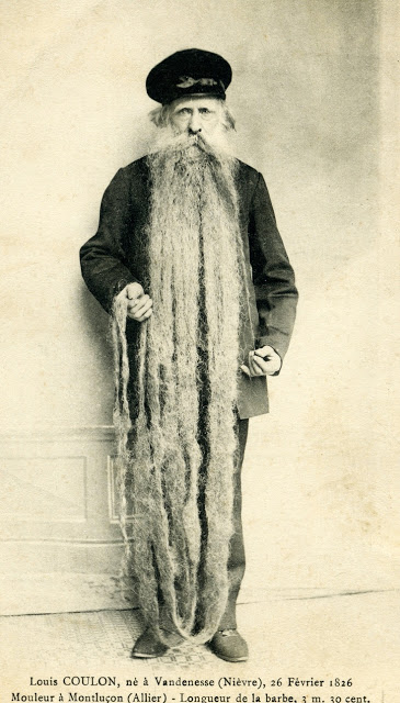 Long Beards in the Past (2)