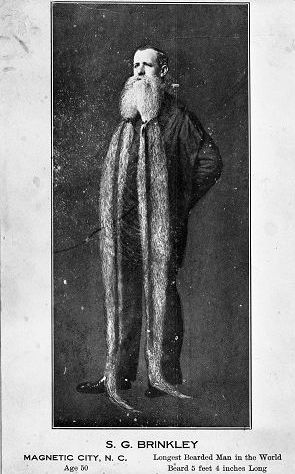 Long Beards in the Past (5)